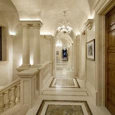 Mediterranean Hall by Giffin & Crane General Contractors, Inc.