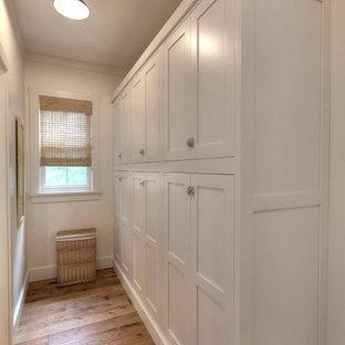 Classic White Cottage