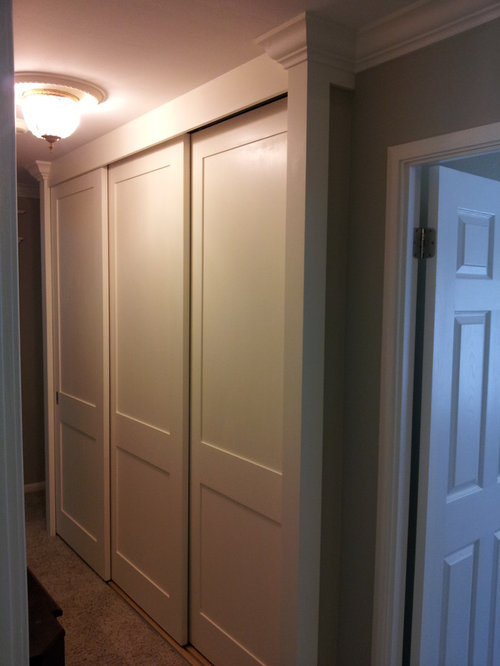 Love Floor To Ceiling 2 Panel Sliding Closet Doors. Where Can I Get?