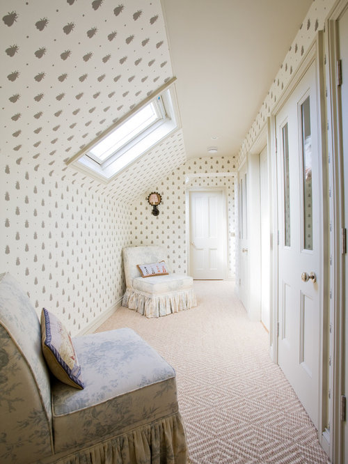 Shabby-Chic Style Wales Hallway Design Ideas, Pictures, Remodel ...