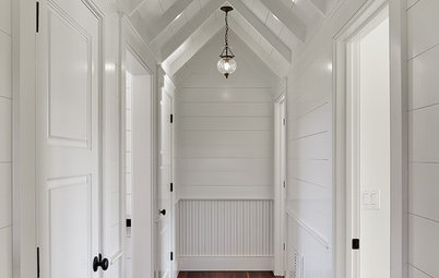 Three-Panel Doors Offer a Portal to Classic Style