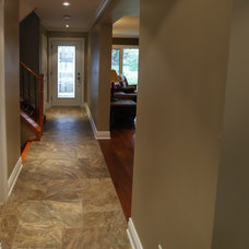 Traditional Hall by ATD Contracting Services Inc.