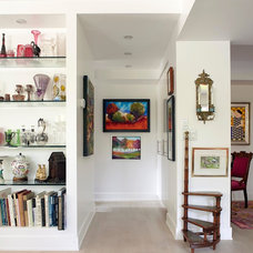 Eclectic Hall by Tamra Rubin Design