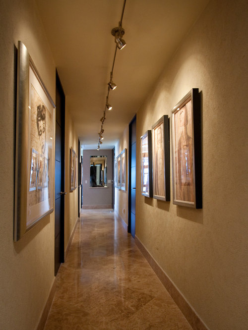 Foyer Layout Reviews : Hallway lighting design ideas remodel pictures houzz