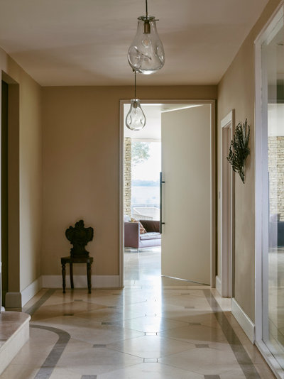 Transitional Hallway & Landing by Garry Meakins Studio
