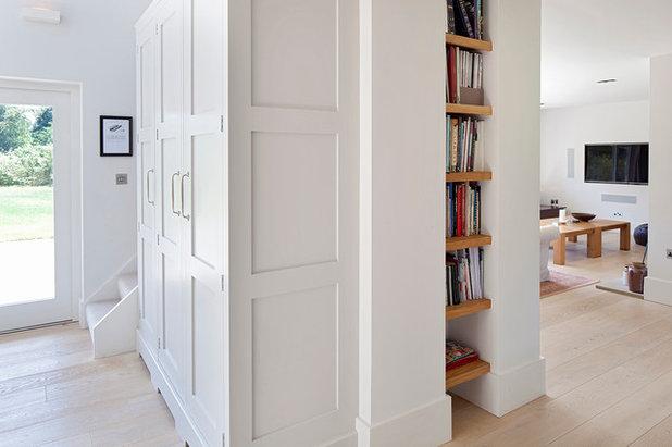 Scandinavian Hallway & Landing by Thomas & Thomas