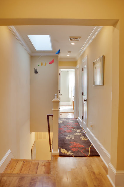 Contemporary Hall by Audrey Kerchner