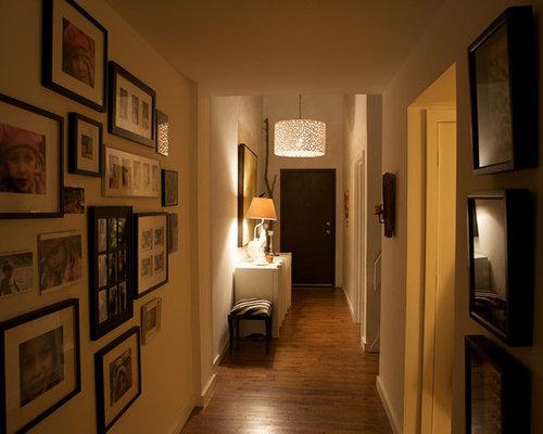 Foyer Layout Review : Apartment hallway houzz