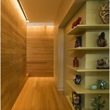 Contemporary Hall by BKSK Architects