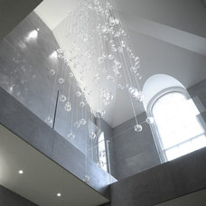 Contemporary Hall by Susan Fisher Photography
