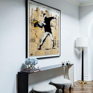 75 contemporary hallway design ideas stylish contemporary hallway