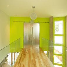 Contemporary Hall by Wilson & Company Ltd