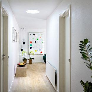 Contemporary Hallway & Landing