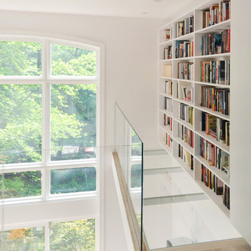 Contemporary Rowhouse Renovation in Georgetown