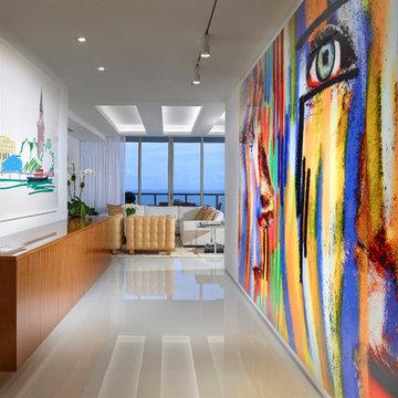 Contemporary with Phenomenal Art