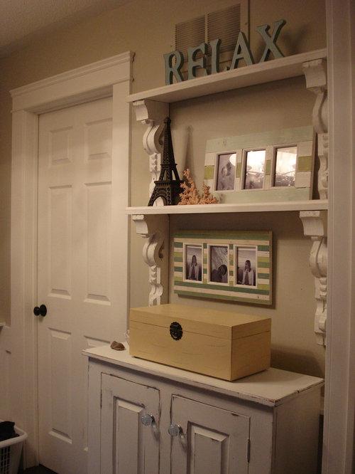Decorative Corbel Shelf Houzz