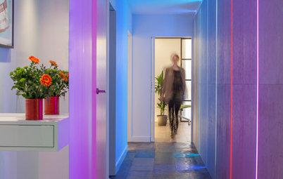 10 Striking Ways to Use LED Lights