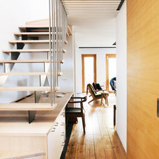 Eclectic Hall by Nest Architects