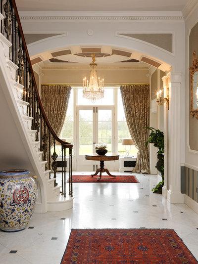 Traditional Hallway & Landing by Jamie Hempsall Ltd