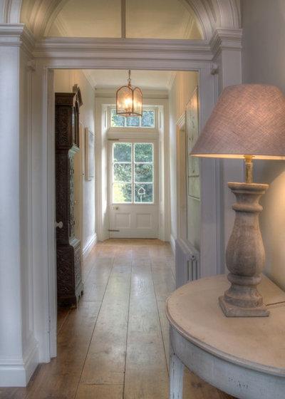 Country Hallway & Landing by Owl Lighting Ltd