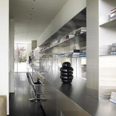 Industrial Hall by Matarozzi Pelsinger Builders