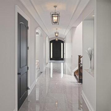 Cowley Residence – Hallway