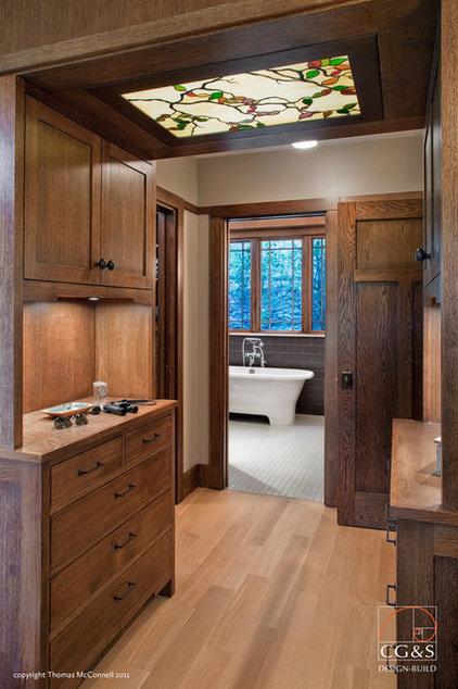 Craftsman Hall by CG&S Design-Build
