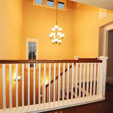Craftsman Hall by JOHN DANCEY Custom Designing/Remodeling/Building
