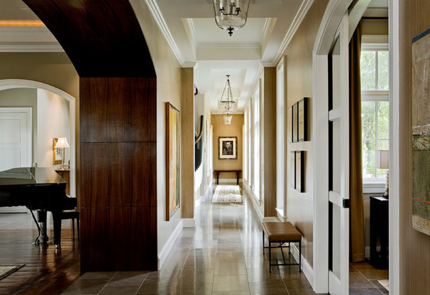 Hall by Crisp Architects