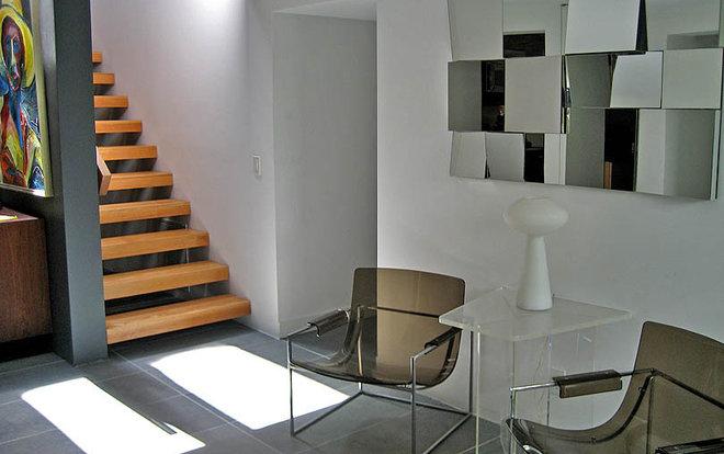 Modern Hall by Roger Hirsch Architect