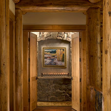 Traditional Hall by Rocky Mountain Direct
