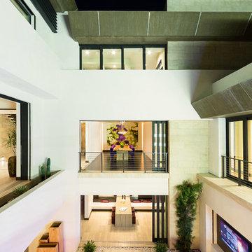 Custom Design - Foyer - New American Home 2013