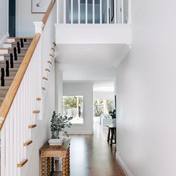 Custom Hampton Home Build - Wahroonga