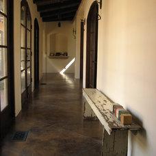 Mediterranean Hall by Architectural Design & Restoration, Inc.