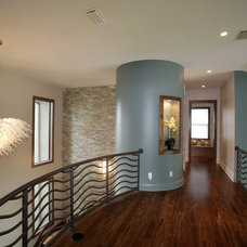 Modern Hall by Devonshire Custom Homes
