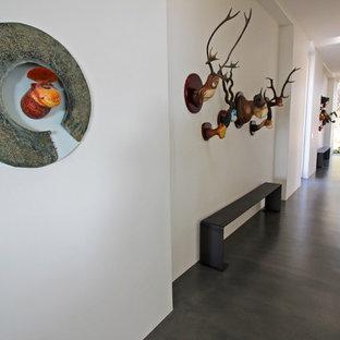 Custom Interior Decorative Concrete Flooring