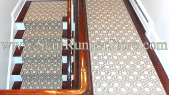Custom Made Stair Runners