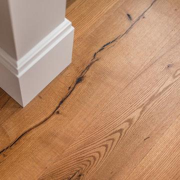 Custom Red Oak Floors
