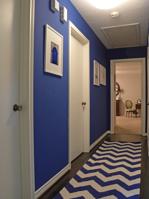 Small hallway home design ideas pictures remodel and decor for Small hall design