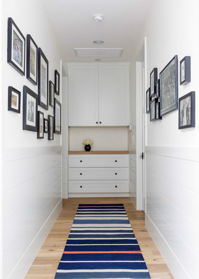 Transitional Hallway & Landing by Von Fitz Design