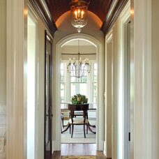 Traditional Hall by Phillip W Smith General Contractor, Inc.