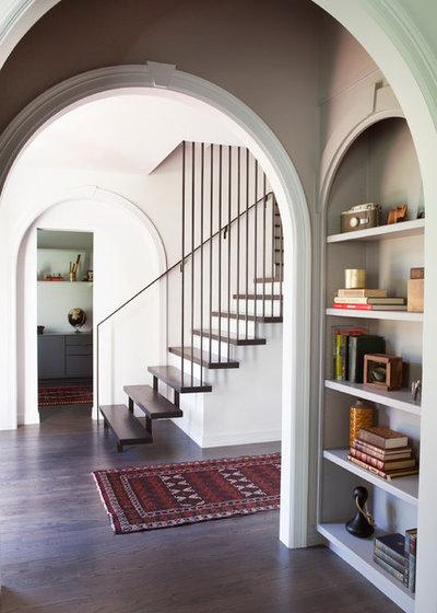 stylische idee perserteppiche modern inszeniert. Black Bedroom Furniture Sets. Home Design Ideas