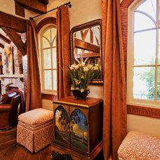 Rustic Hall by Debra Campbell Design