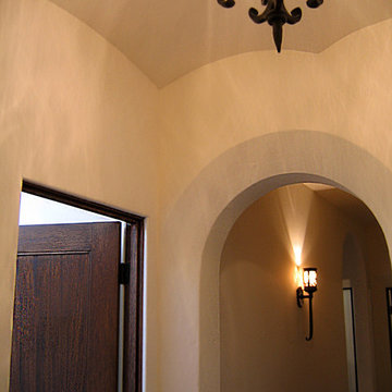 Decorative Plaster Details for Spanish Homes in Santa Barbara CA