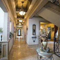 Mediterranean Hall by Unique Concepts