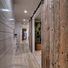 Traditional Hall by Details a Design Firm