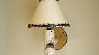 DIY Lamp & Shade