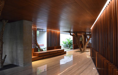 Houzz Tour: An Ahmedabad Home Uses Nature to Combat Climate