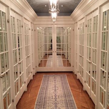 DLB rugs in interior design