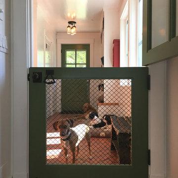 Doggy Dutch Door